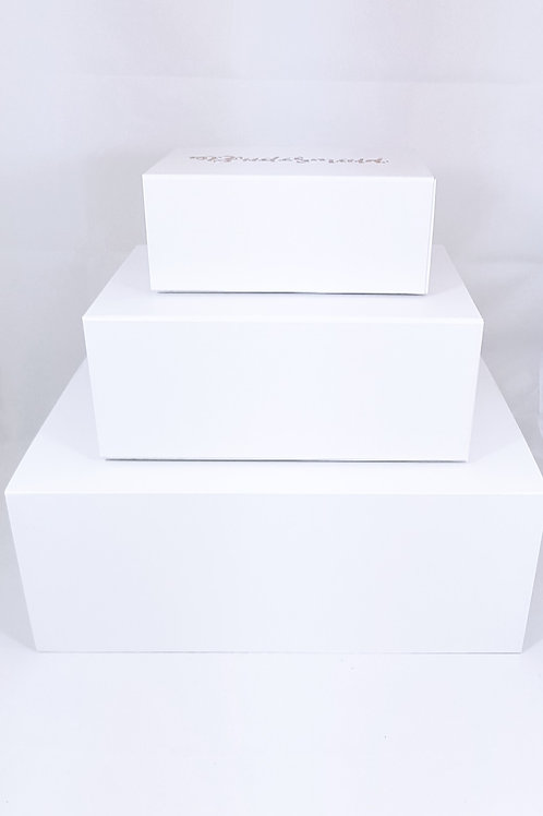 Memory Box, Personalised, A5, A4 or A3
