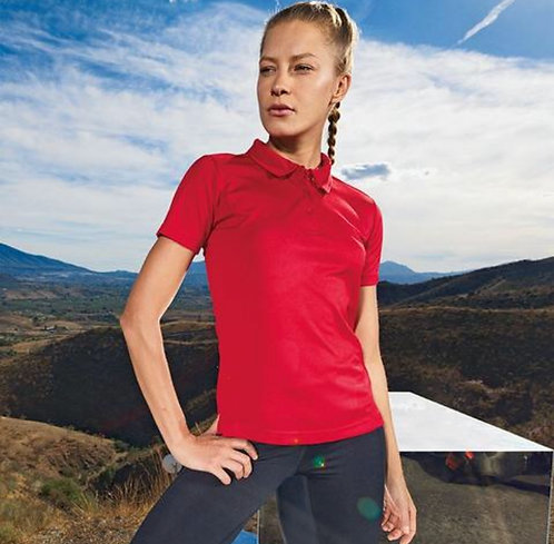 Pro Performance Sport Polo (Ladies)