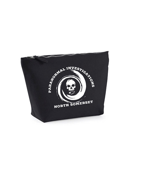 Paranormal Investigation Make Up Bag, Medium, Personalised