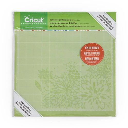 Cricut Mat 2 Pack, 30x30cm, Standard Grip
