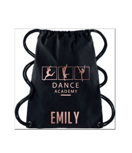 Dance Academy Gym Bag