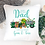 Thumbnail: Cushion Cover, Love My Garden, Personalised