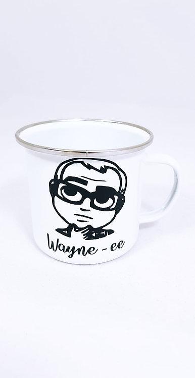 Cartoon Charicature, Coffee Cup, Mug, Personalised, Riva Gifts