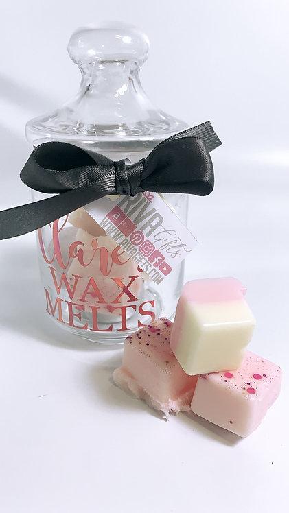 Wax Melt Jar, Personalised