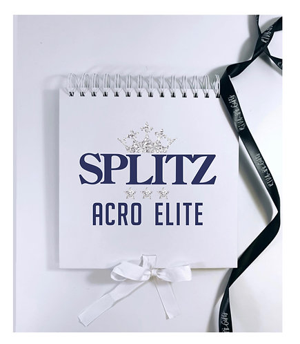 SPLITZ Elite Scrap Book