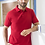 ProRTX 100% Polyester Polo with logo