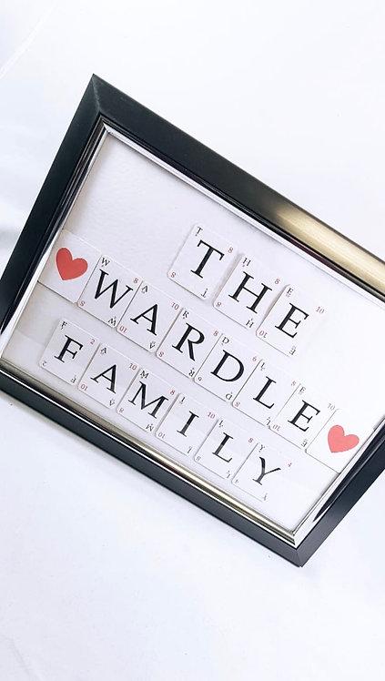Lexicon Family Frame