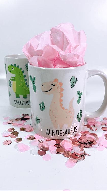 Dino Personalised Mug
