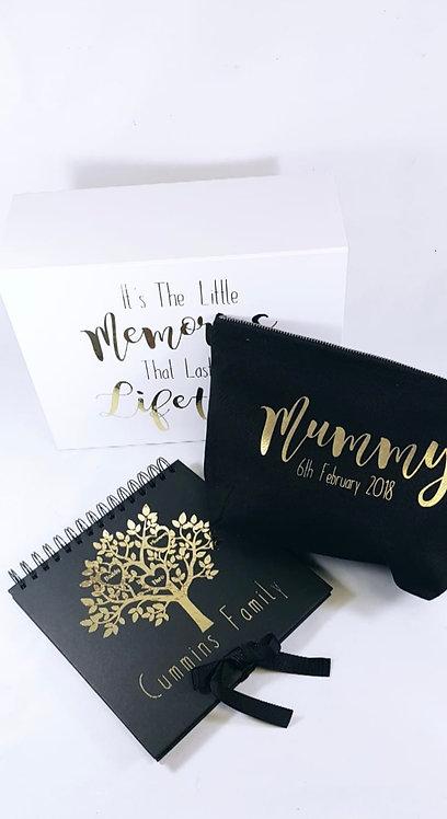 Mummy's Memories Gift Box Set