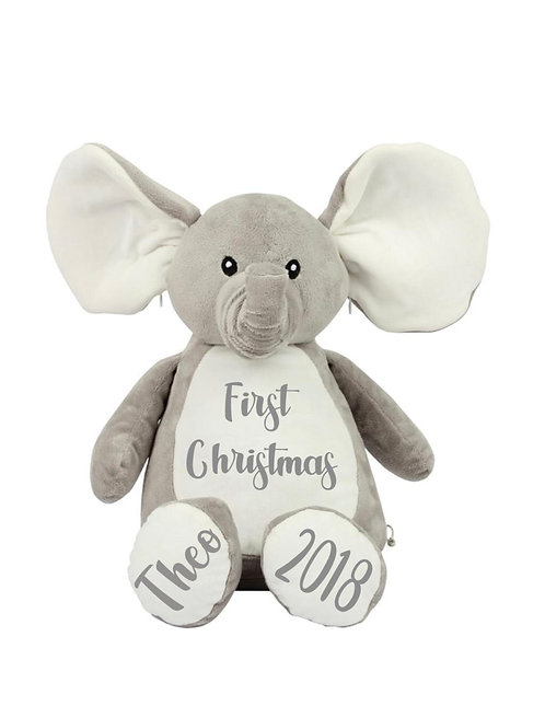 personalised unicorn gift, baby gifts Weston super mare