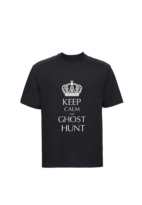Keep calm and ghost hunt T-Shirt