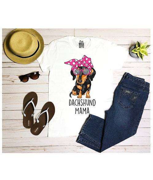 Dachshund Mama T-Shirt