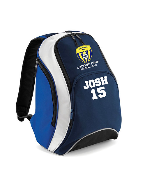 Backpack BG571, Locking Park FC