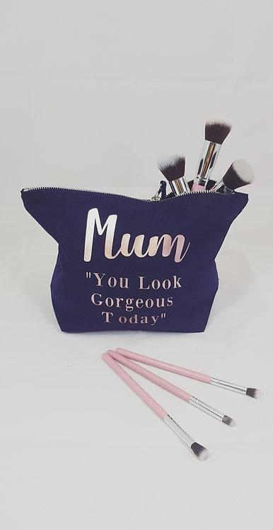 Personalised Mak-Up Bag
