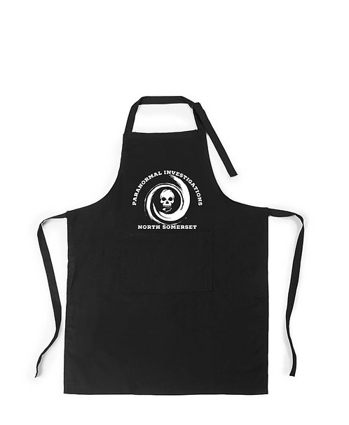 Paranormal Activity North Somerset Apron from RIVA Gifts