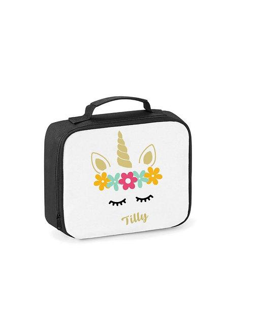 Unicorn Lunch Box, Personalised