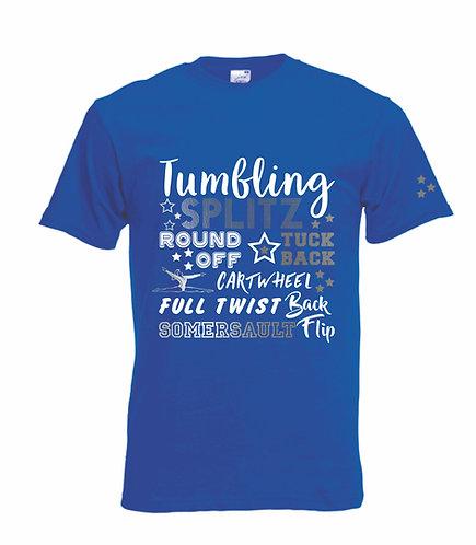 SPLITZ Tumbling T-shirt