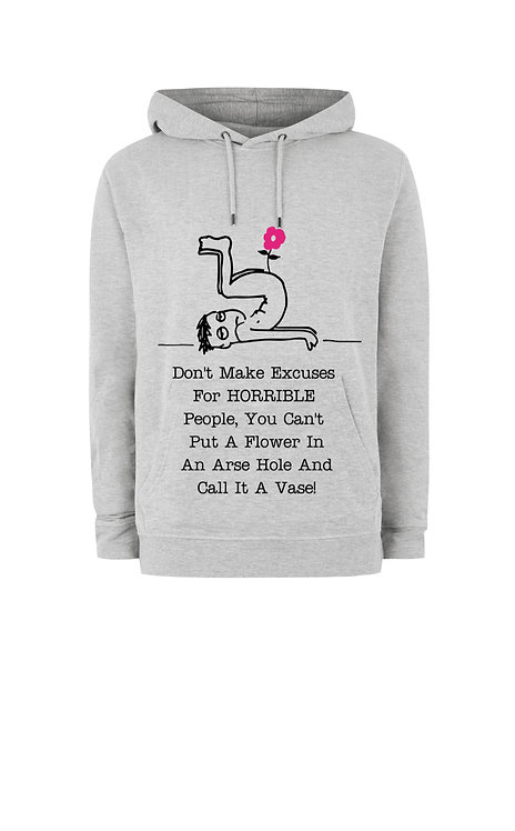Funny Life Quote, Personalised Hoodie