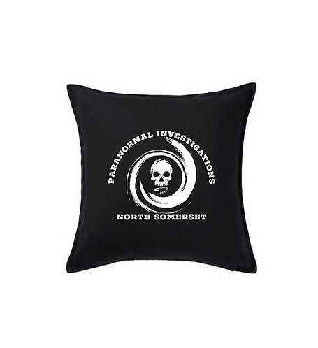 Paranormal Investigation Cushion Cover, Personalised Gift