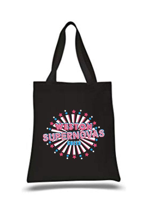 Supernovas Cheer Canvas Bag