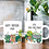 Thumbnail: Ceramic Mug, Love My Garden, Personalised