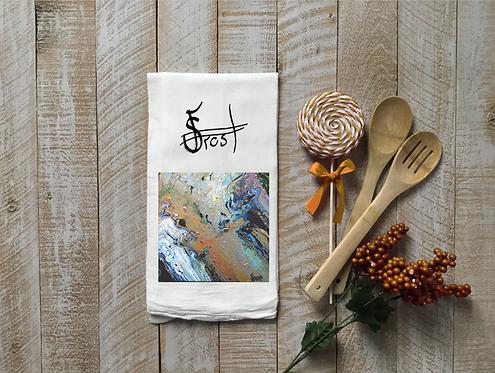 Art by Sienna Tea Towel