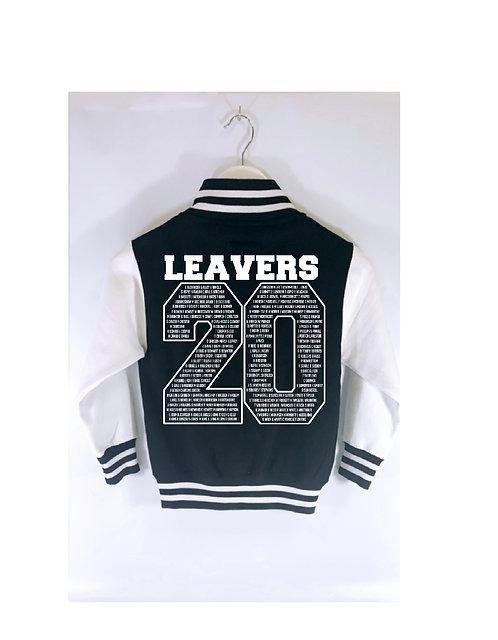 Clevedon Y11 Leavers Varsity Jacket