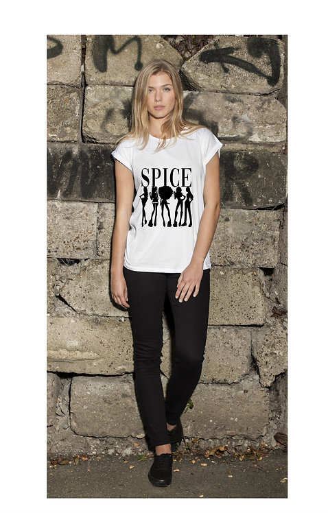 Spice Girls Tribute Top