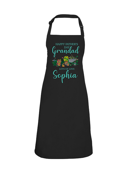 Apron, Love My Garden, Personalised