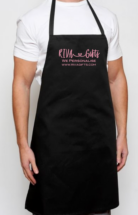 Apron, Add Your Logo and/or brand