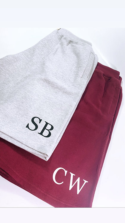 Adult Initial Campus Shorts