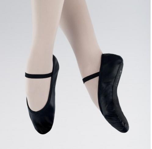 1st Position Leather Ballet Shoes, LBT