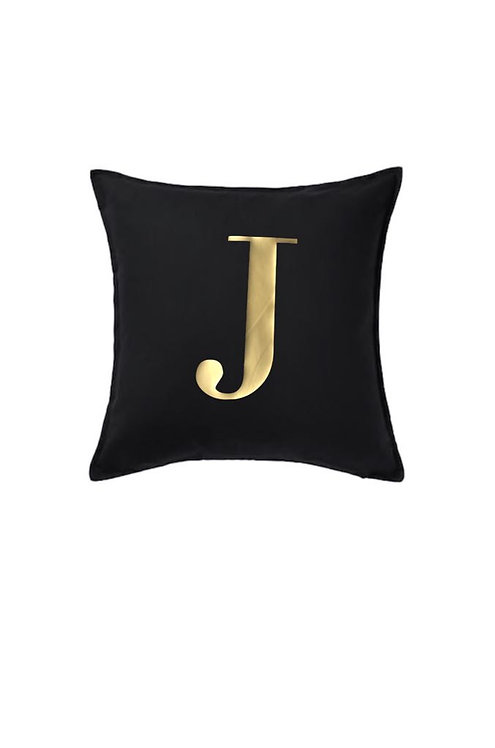 Personalised Letter Cushion, Initial