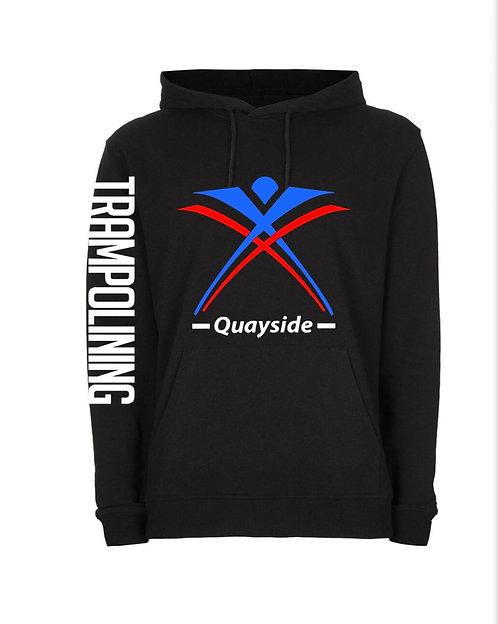 Quayside Uniform Hoodie, Gymnastics Uniform, Trampolining Uniform