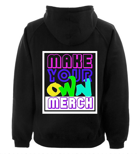 Making your own merch for kids add on