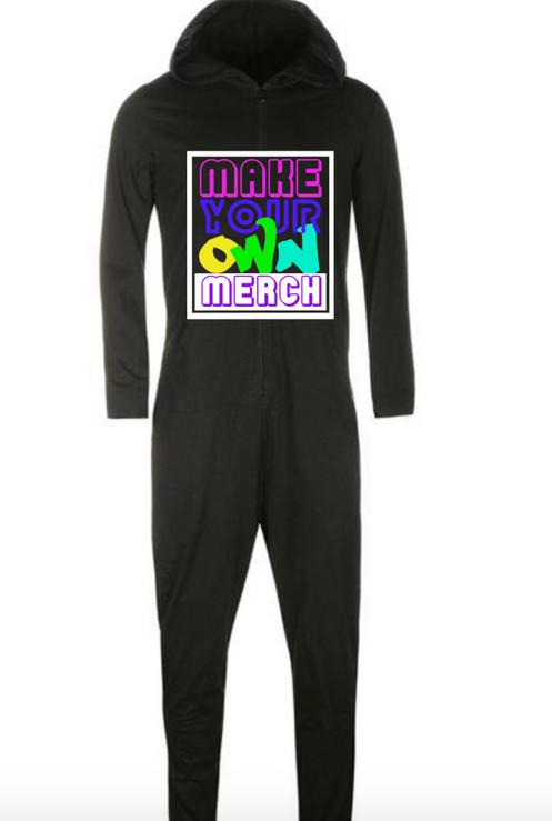 Onesie - Making your own merch - add on