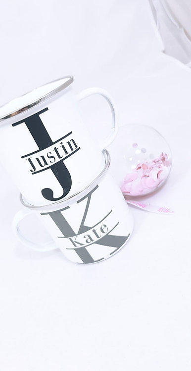Personalised couple gifts, Monogram, Riva Gifts