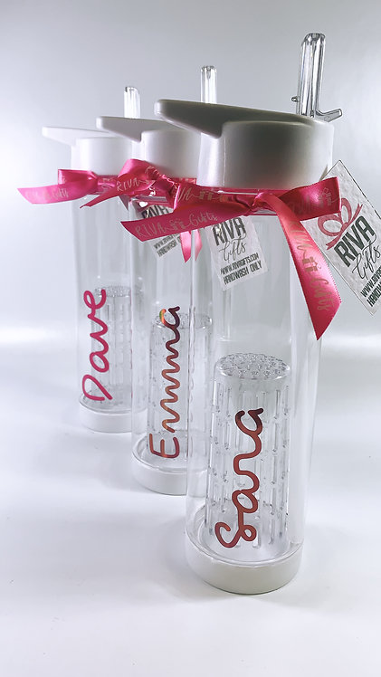 Drinks Bottle with name, Personalised, water bottle, sports bottle