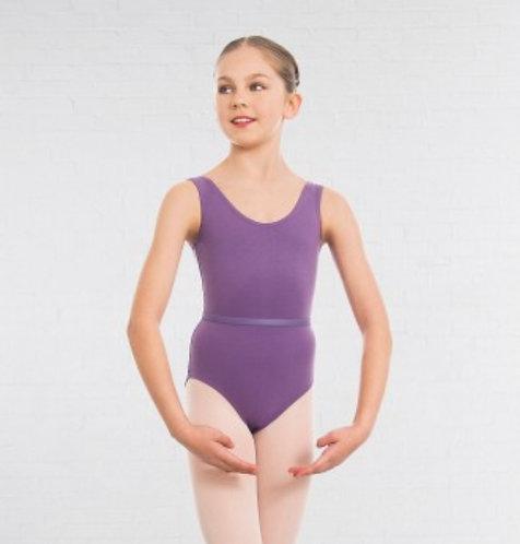 Leotard, 1st Position Laura, Grades 1-5 (Lavender) Q02