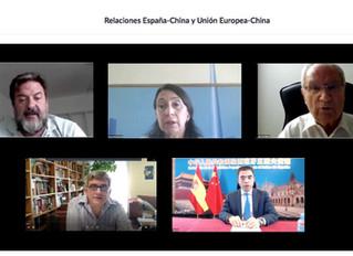 Foro Político sobre las relaciones de España y UE con China
