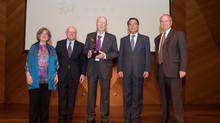 Semblanza de Julio Juberías, IV Edición Premios Cátedra China