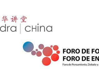 Acuerdo de colaboración entre Cátedra China y Foro de Foros
