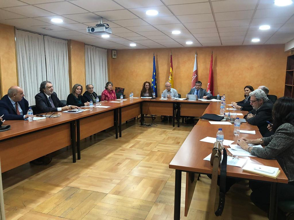 Asamblea general de Cátedra China. 18-12-2019