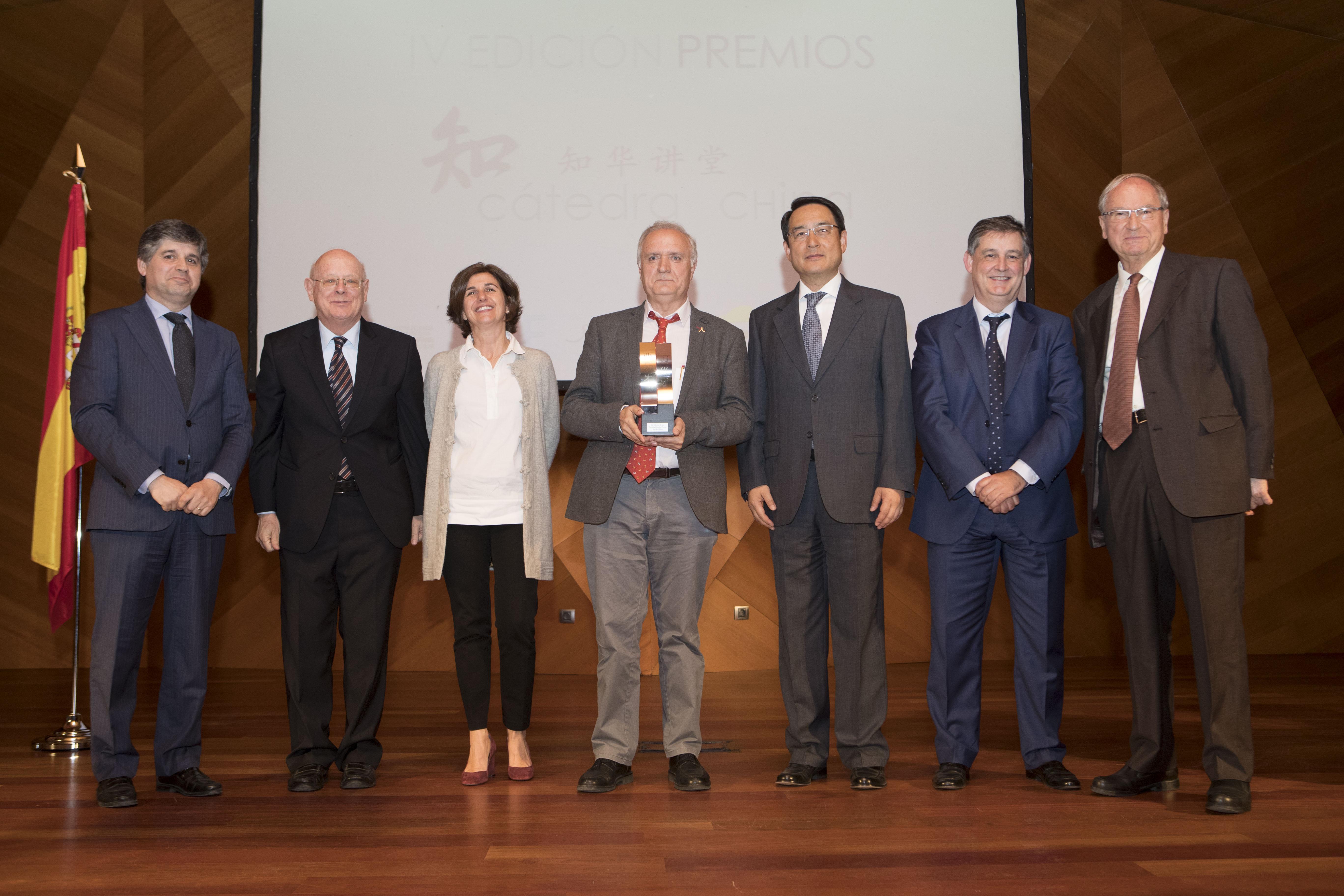IV Premios Cátedra China