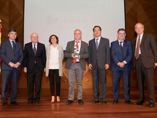 Semblanza de Xulio Ríos, IV Edición Premios Cátedra China