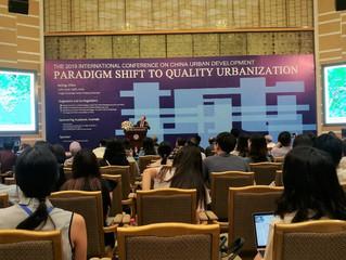 International Conference on China Urban Development, artículo de María José Masnou