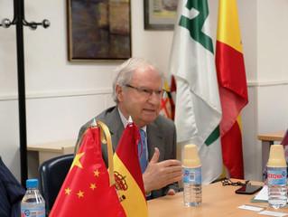 40 años de reforma, apertura y Marcelo Muñoz en China, artículo de Georgina Higueras