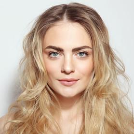 Natural makeup 1