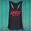 Thumbnail: User Defined Renegade Print Racerback Vest