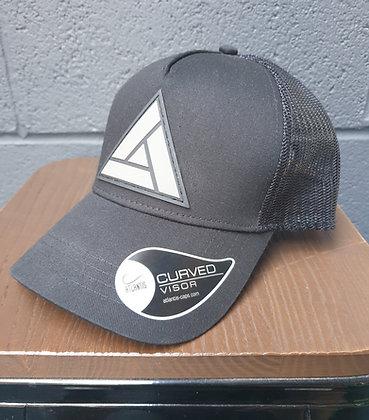 The Certamen Snapback Cap - All Black